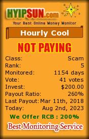 Monitored by HYIPSUN.COM